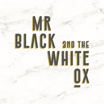 Mr. Black and the White Ox